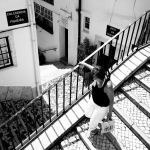 Alfama streets
